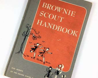 1951 Brownie Scout Handbook