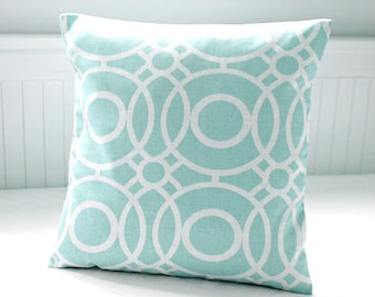 Light blue cushions Etsy