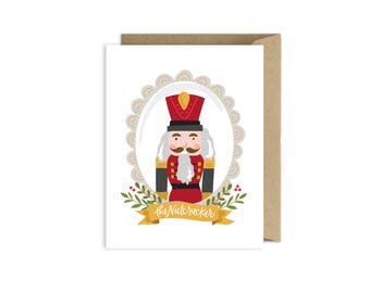 Nutcracker Cards