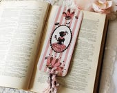 Bookmark featuring Miss Shadow - My Lonely Heart Locket
