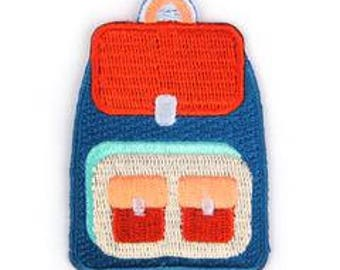 Backpack Buddy Iron On Patch