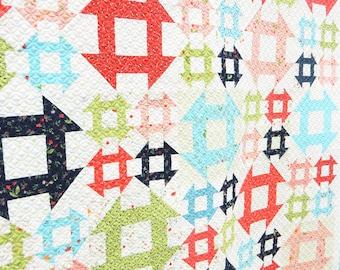 Lattice Quilt Pattern (Paper)