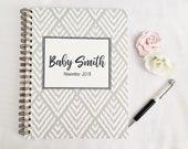 Journal de grossesse, Journal de grossesse, planificateur de la grossesse, album de grossesse, traqueur de grossesse, cadeau, Agenda maternité la future maman
