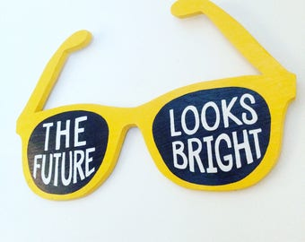 Sunglasses Wall Art Cutout