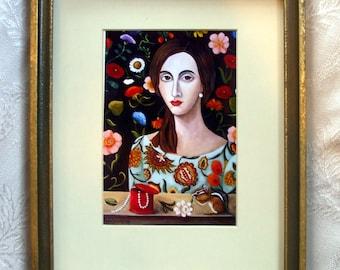 Beautifully framed Fine Art Print