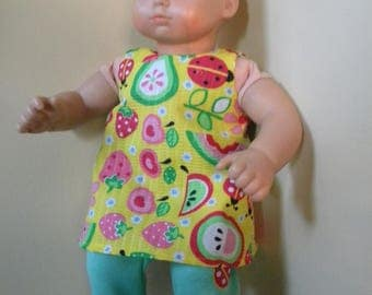 pants and top for 15 inch doll