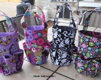 Bingo Bag * Baby Tote * Small Craft Bag