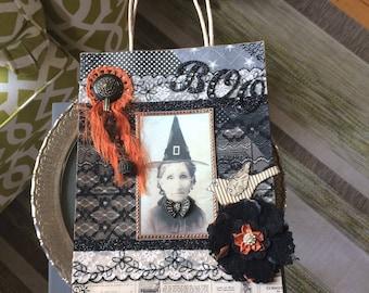 Halloween Gift Bag - Witch Gift Bag