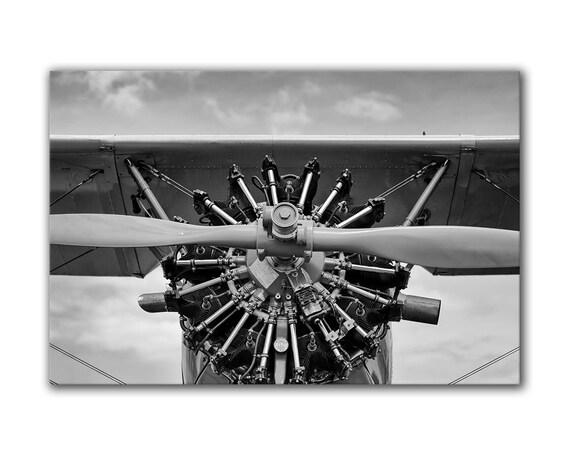 avion vintage photo souvenirs de biplan noir et blanc de. Black Bedroom Furniture Sets. Home Design Ideas