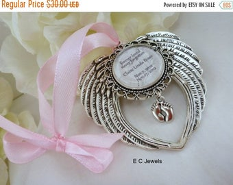 Summer Sale Memorial Baby / Miscarriage Ornament