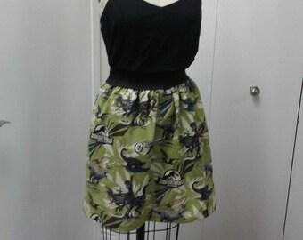 Jurassic World Skirts