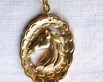 SWEET //// Horse key chain
