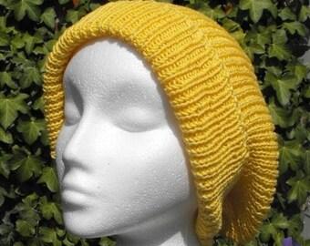 40% OFF SALE Instant Digital PDF File knitting pattern Super Slouch Hat pdf download knitting pattern by Madmonkeyknits