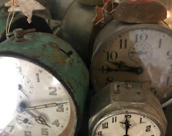 Wind-Up Clocks, not working