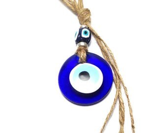Evil eye Wall Hanging - Protection & Good Luck - Greek gift