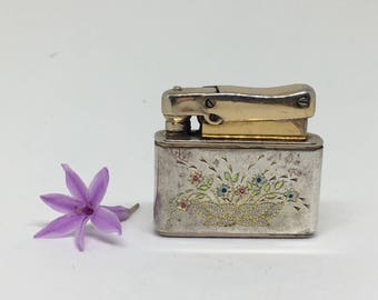 Vintage Colibri Kreisler Lighter