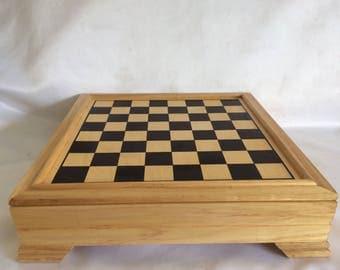 Carrom Maze Board Game