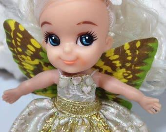 Vintage Japan Takara Licca Chi Chan Liddle kiddle doll