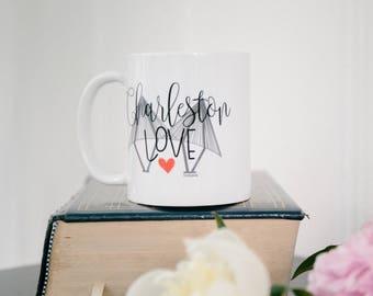 Charleston Love Mug