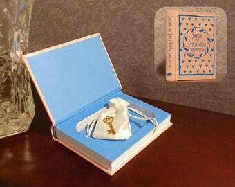Hollow Book Safe - Sense and Sensibility Pocket Size - Secret Book Safe