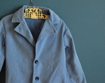 Vintage Children's Denim Jacket - Size 6