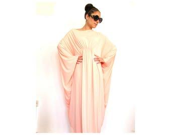 Caftan 'Lovely Lucy' dress, Long caftan dress, Oversized caftan, Maxi caftan dress, Plus size caftan dress
