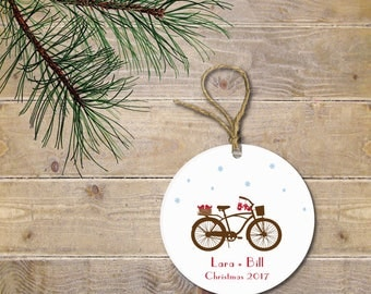 First Christmas Ornament, First Christmas Together, Love Birds, Love Bird Ornament, Our First Christmas, Wedding Gift, Bridal Shower Gift