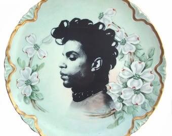 "Prince Portrait Plate 11.15"""