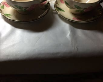 Franciscan  Desert Rose Cup and Saucer