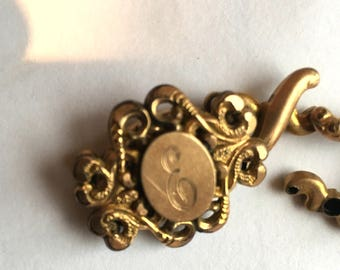 Antique Gold Fill Bracelet for Repair