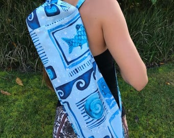 Stylish Yoga Mat Bag