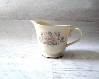 Vintage Lenox Creamer, Lenox Charleston Pattern, Replacement China, Vintage Wedding Serving