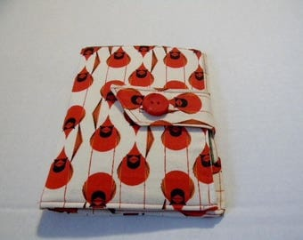 Charley Harper Cardinals Kindle Touch/ Nook Simple Touch/Paperwhite  Cover