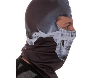 Skull Hood Ski Accessory
