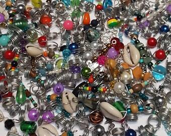 10 Pieces Loc Jewelry Starter Set Random Selection by Razonda Lee Razondalee Ready to Ship