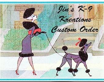Custom Listing for Hanna Ostroff