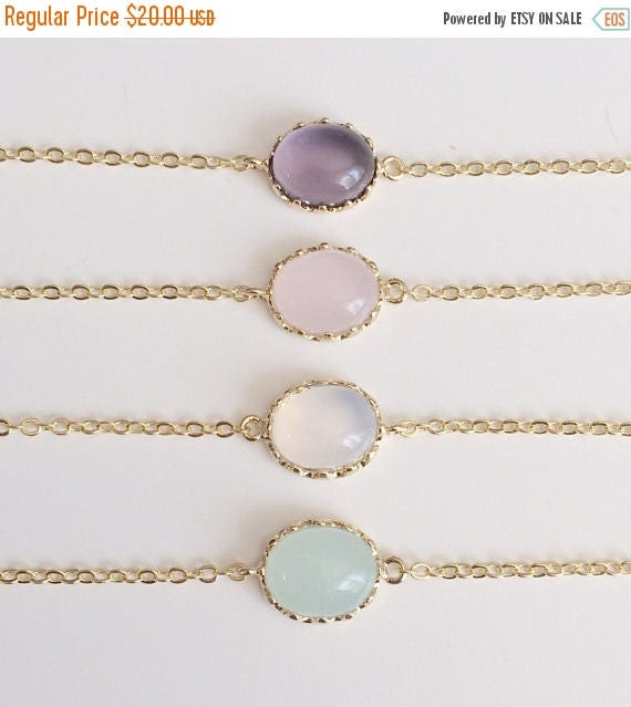 60% OFF SALE Opal Bracelets | White Opal Bracelet | Birthstone Bracelet | October Birthstone | Gold Personalized Bracelet | Gift For Her