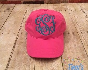 Woman's Hot Pink Cap