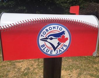 Toronto Blue Jays Mailbox