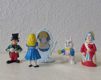 HG Toy Co. Stroybook Characters,ALICE in WONDERLAND, 1988.