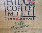 Hawaiian coffee / Hilo Coffee Mill