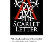 Custom Scarlet Letter for Andrea