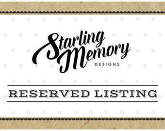 RESERVED FOR FRANKLIN - Additional Long Scrolling Custom Wix Website Page