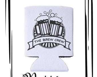 The Brew Crew SVG, Digital Download, Getting Married, Drinking Team Decal, Bachelor Party DIY, Cricut Design