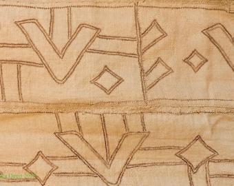 Kuba Raffia Textile Congo 15 Feet African Art 108888