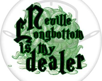 "Harry Potter - Inspired Dealer 2.25"" Pinback Button"