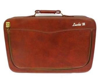 VIntage LUCCI III Travel BAG