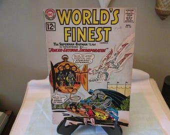 Vintage DC Comic Book #129, 1962