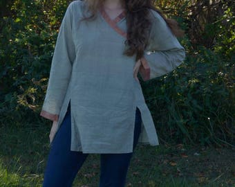 Indian Cotton Tunic