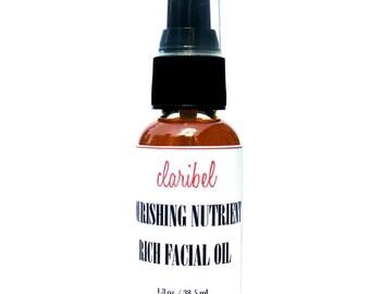 Anti Aging Facial Oil | Facial Oil | Healing & High Potency